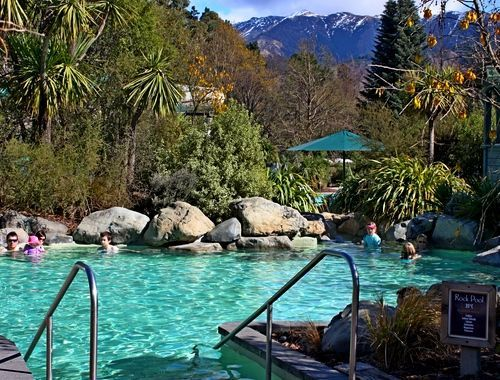 Photo from 15 Day Honeymooners New Zealand Itinerary - Day 13 & 14: Hanmer Springs