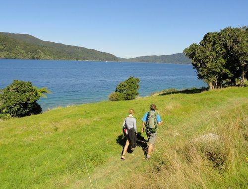 Photo from 15 Day Honeymooners New Zealand Itinerary - Day 11 & 12: Queen Charlotte Track