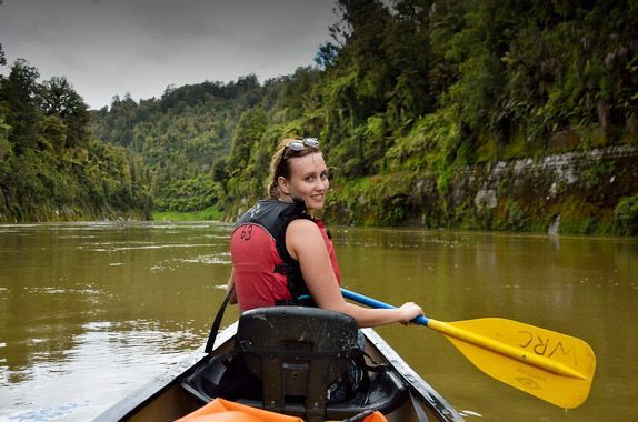 Photo from 15 Day Honeymooners New Zealand Itinerary - Day 5 – 8: Whanganui River Journey