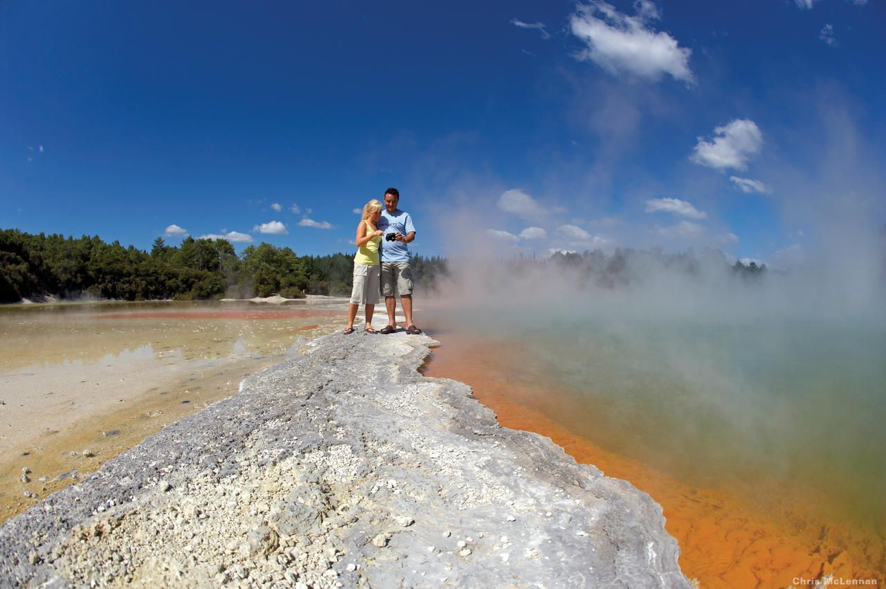 Photo from 9 Day North Island Family Adventure in NZ - Day 6 & 7: Rotorua