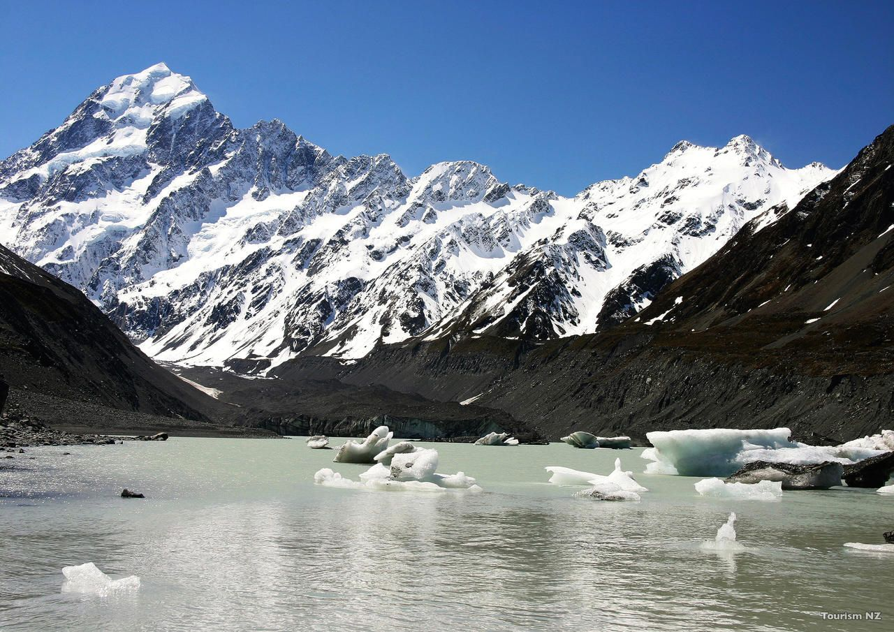 Photo from 26 Day New Zealand Romance Itinerary - Day 11: Glaciers