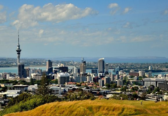New Zealand Vacations - Auckland City View